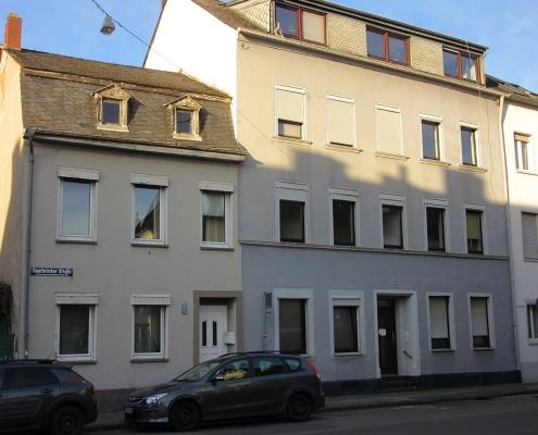 Geburtshaus Damian Reis, Saarbrücker Str. 40, ehemals Kapellenstr. 40 in Trier, 2019