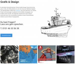 waldbrand grafik design siebdruck ruhrgebiet